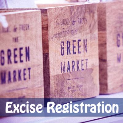 Excise Registartion